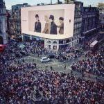 防弾少年団 ウェンブリー公演控え、ロンドンの広場が麻痺状態に