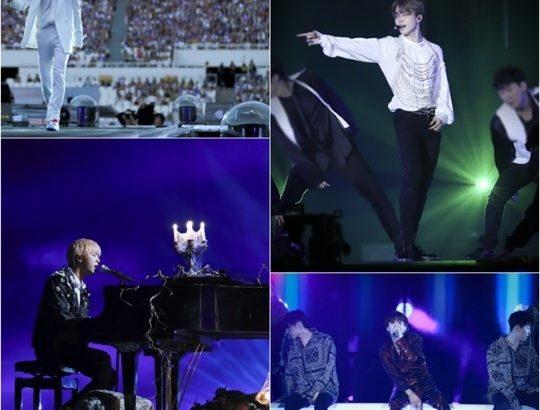 防弾少年団 ソウルコンサートに9万人が熱狂