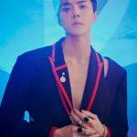 EXO SEHUN、6thフルアルバム「OBSESSION」の予告イメージを公開