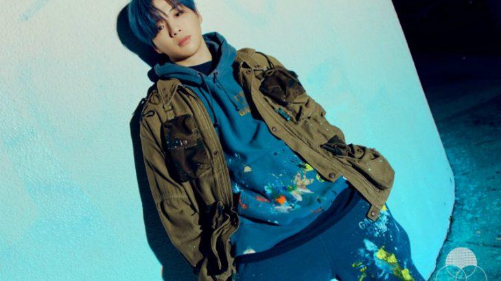 Wanna One出身カン・ダニエル、1stミニアルバム「CYAN」コンセプトフォトを公開