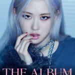 BLACKPINKロゼ、1stフルアルバム「THE ALBUM」個人予告ポスターを追加公開