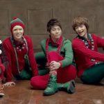 SMTOWN クリスマスアルバムのSUPER JUNIOR曲のM/V公開