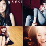 HELLOVENUS 雑誌「CeCi」撮影メイキング動画