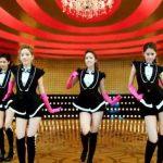 少女時代 日本ニューシングル『PAPARAZZI』 Dance Edit GOLD
