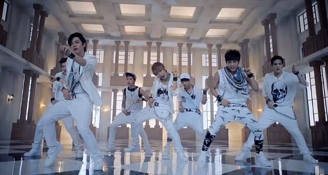 BTOB 新曲『WOW』フルM/V(Dance Ver.)