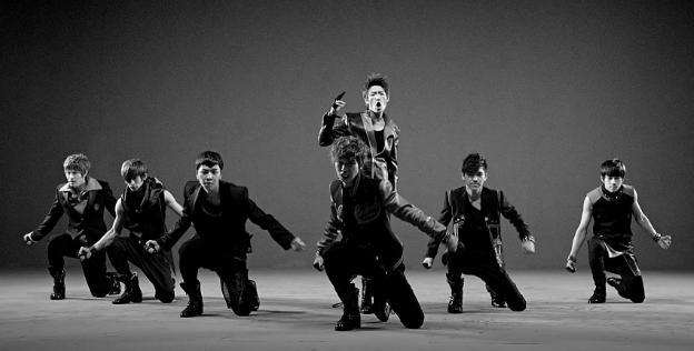 新人男性グループ100%『Bad boy』フルM/V動画