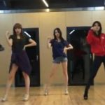 EXID 新曲『Every Night』ダンス練習動画