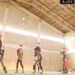A-JAX 新曲『2MYX』M/Vメイキング動画