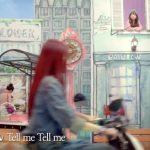 RAINBOW 新曲『Tell Me Tell Me』ティザーM/V動画