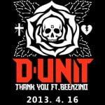 D-UNIT 新曲『Thank You』ティザーM/V動画