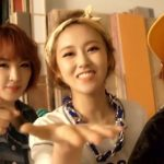 4Minute 新曲『Is it Poppin'?』(BTS: Music Video)