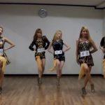 BBde Girl『Halo』ダンス練習動画