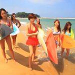 T-ara 『Bikini』M/V未公開映像
