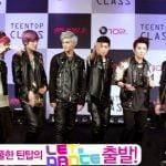 TEEN TOP『Rocking』Let's Dance