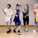 BIGSTAR 新曲『Run&Run』Dance Practice