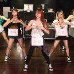 LADIES CODE『Pretty Pretty』DANCE PRACTICE