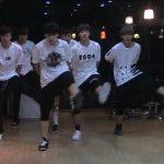 防弾少年団 Concept Trailer dance practice
