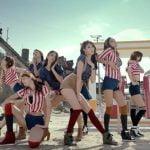 Nine Muses『GUN』フルM/V動画