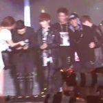 防弾少年団 BEST NEW ARTIST 2013 in Melon Music Awards