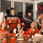 BESTie『Zzang Christmas』ティザーM/V動画