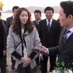 KBS 2TV月火ドラマ「総理と私」メイキング映像
