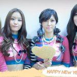 Secretの新年の挨拶メッセージ
