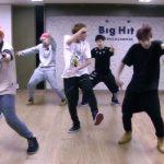 防弾少年団『Boy In Luv』dance practice