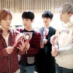 B.A.P White Day Message to BABY
