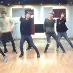 A-JAXののランダムプレイダンス
