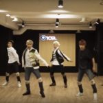 100% 『Beat』Dance Practice