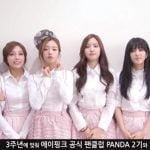 A Pink Fan Club 'PANDA' ファンミーティング