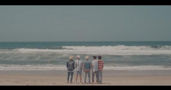 B1A4 『SOLO DAY』#6 FIVE BOYS