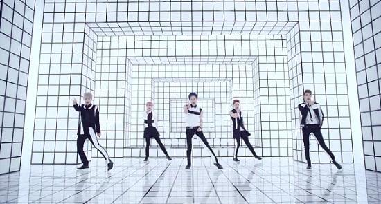 100% 『U beauty(Dance ver.)』フルM/V動画