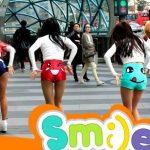 Smile.G『DoBiDoBob』M/Vスチールカット!