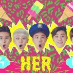 BlockB 『H.E.R』ティザーM/V動画