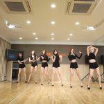 AOA 『Like a Cat』Dance Practice 0.8 ver.