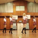 HELLOVENUS 『StickySticky(School Girl Look ver.)』フルM/V動画