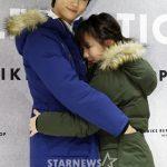 ZE:Aのパク・ヒョンシクと女優ナム・ジヒョン、イベントに出席