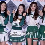 Red Velvet、SBS「SAF(SBS Award Festival)」レッドカーペット