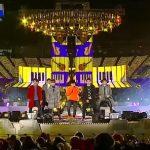 BlockB『Rare women + H.E.R』「2014 MBC 歌謡大祭典」