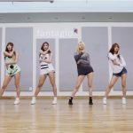 HELLOVENUS『Wiggle Wiggle』Choreography Practice Video
