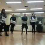 4TEN 『What's Going On?』Dance Practice