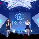 THE SEEYA『The Song of LOVE』MBC-TV「Music Core」