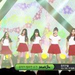 GFRIEND『Glass Bead』MBC-TV「Music Core」