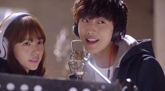B1A4のジニョン『Oh My Love』「七転び八起き、ク・ヘラ」のOST