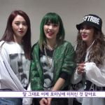 4minute 新曲『Crazy』Promotion Week