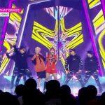 f(x)アンバー、『SHAKE THAT BRASS』MBC-TV「Music Core」