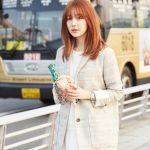 女優ユン・ウネの空港ファッション