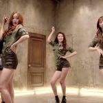 新人ガールズグループSUS4、『Shake It』フルM/V動画