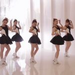 新人ガールズグループCLC『Pepe』(BTS: Music Video)